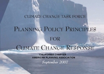 APA Climate Change Policy Paper